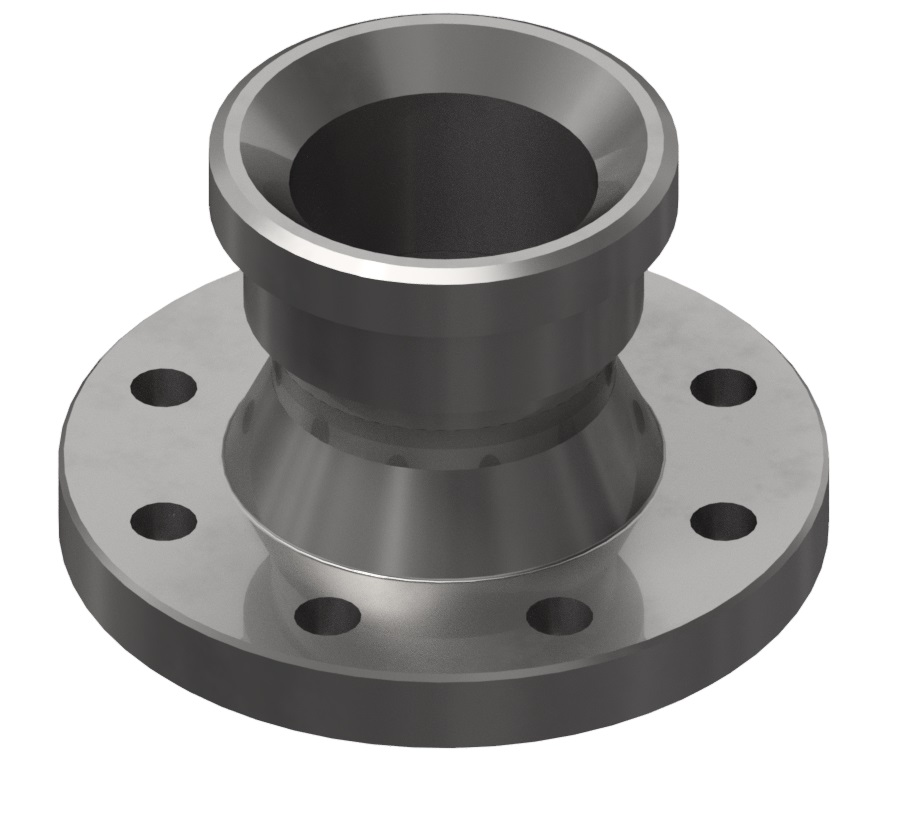 Image of a Flange model