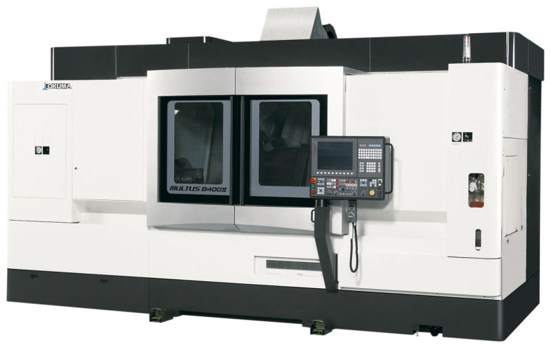 Image of a machining model